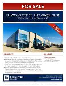 Executive Office and Warehouse Space for Sale in Ellwood