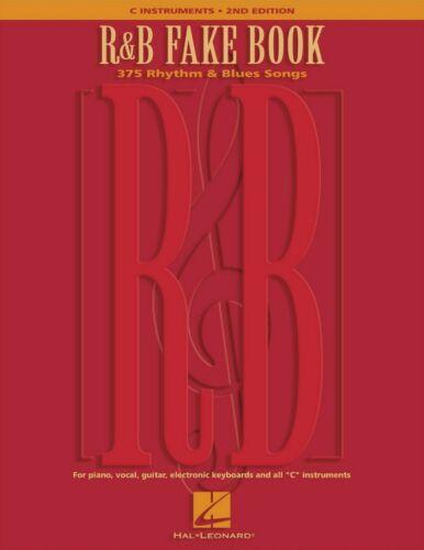 R&B Fake Book - 375 Rhythm & Blues Songs