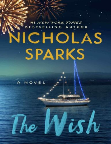 The Wish by Nicholas Sparks 2021