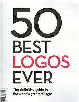 50 BEST LOGOS EVER Magazine 2019 Graphic Identity Design   - FREE