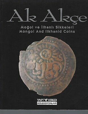 Mongol and Ilkhanid Coins ~ Tuncay Aykut pk ancient medieval numismatics Persia