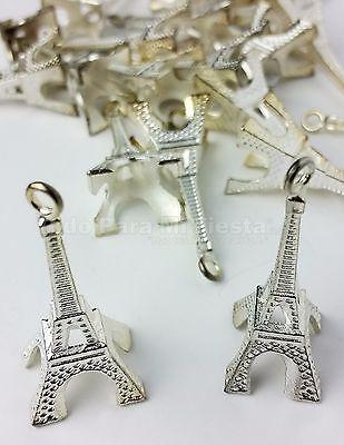 20 pcs Eiffel Tower Table Scatters Decorations Torre Eifiel Decoracion de Mesa segunda mano  Embacar hacia Argentina