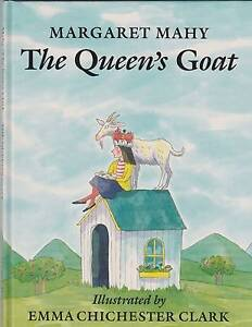 THE QUEEN'S GOAT Margaret Mahy ~ Like New 1st Ed HC 1991 Perth Region Preview