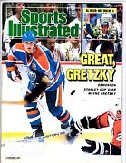Sports Illustrated Gretzky 1987