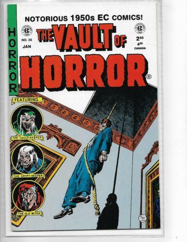 The Vault of Horror #26 // Gemstone EC Comics Reprints