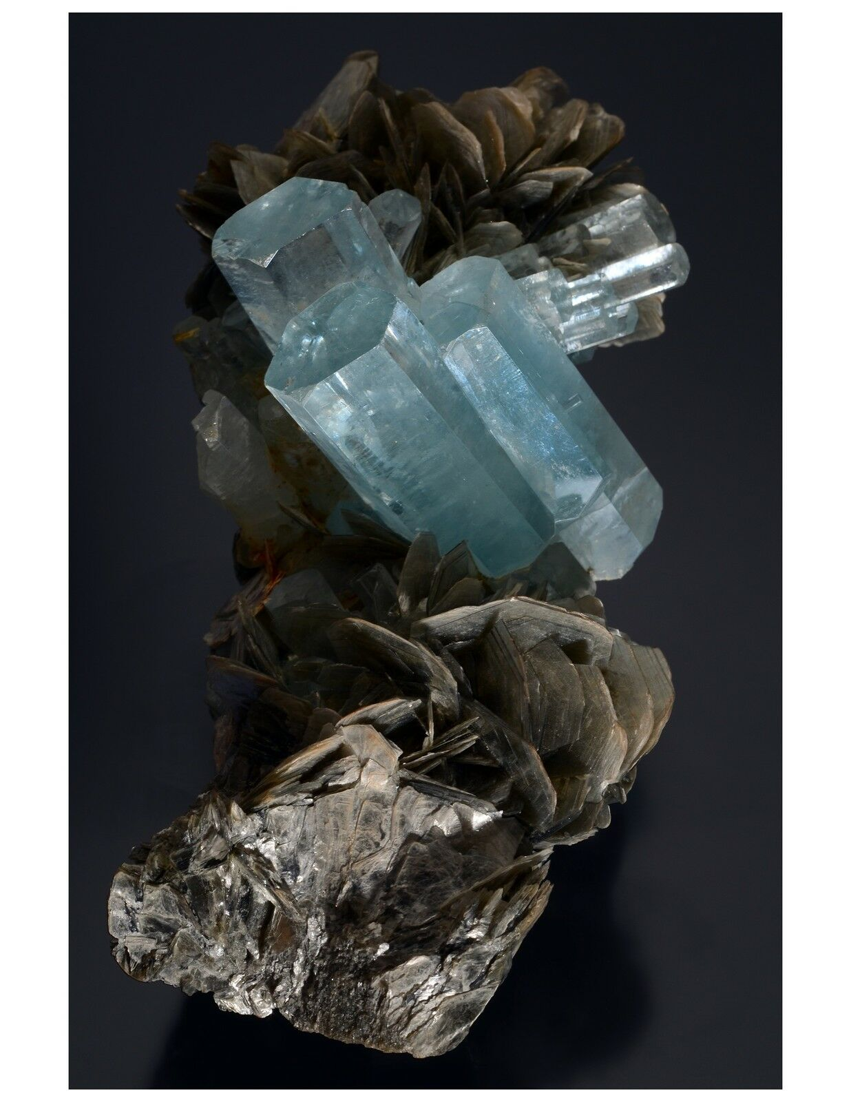 Multi-Faceted Minerals