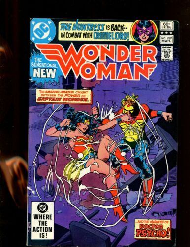 WONDER WOMAN #289 (7.0) DOUBLE COVER!