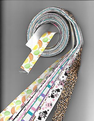 40 Yards 7/8 Inch Grosgrain Ribbon CLOSEOUT WAY BELOW COST add to your ribbon ST