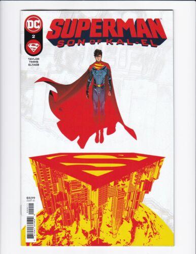 Superman: Son of Kal-el #2 Cover A 1st Print 1st Appearance Jay Nakamura