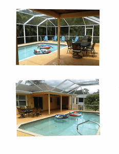 Luxury Comfortable Home for rent Fort Myers Florida
