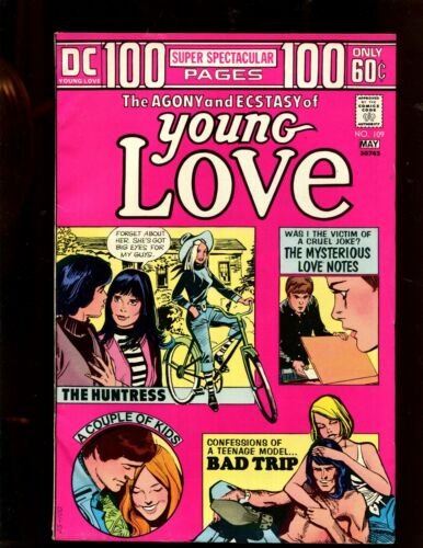 YOUNG LOVE 100 PAGES #109 (7.5) A COUPLE OF KIDS!