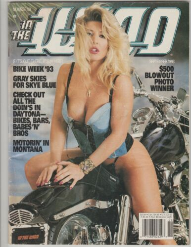 In the Wind Magazine by Easyriders~September 1993~#59