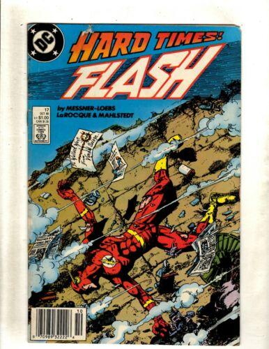 Lot of 10 The Flash DC Comics Comic Books #17 19 26 29 36 37 41 42 43 46 J369