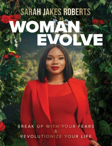 Woman Evolve 2021 by Sarah Jakes Roberts