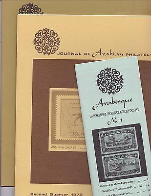 TRAILBLAZING PUBLICATIONS ON ARABIAN PHILATELY