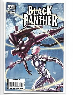 BLACK PANTHER #9 SHURI IN THE COSTUME