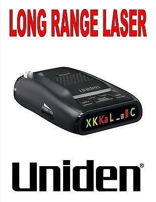Uniden Dfr1 Long Range Laser Radar Detection   Laser Detector Icon Display