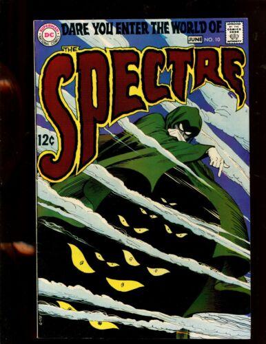 SPECTRE #10 (8.0) JOURNAL OF JUDGEMENT!