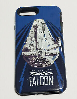 Unused OtterBox Symmetry iPhone 8 Plus 7 Plus - STAR WARS MILLENNIUM FALCON