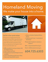 Homeland Moving & Logistic Services