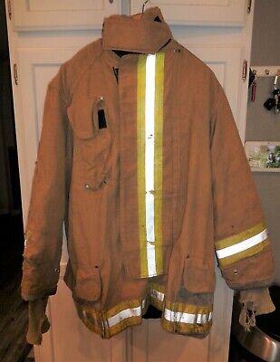 Janesville Firefighter Turnout Bunker Jacket Size Xxl