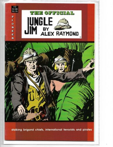The Official Jungle Jim by Alex Raymond #2