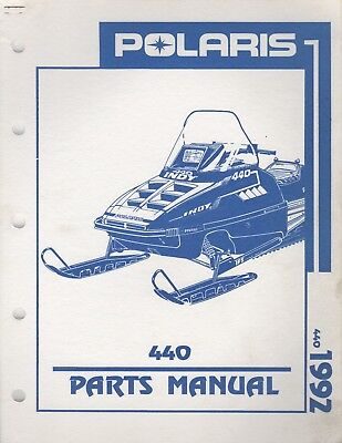 $_1 manuals polaris snowmobile indy trainers4me