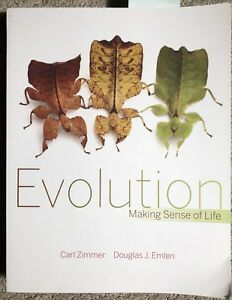 Evolution Making Sense of Life (1st Ed.)