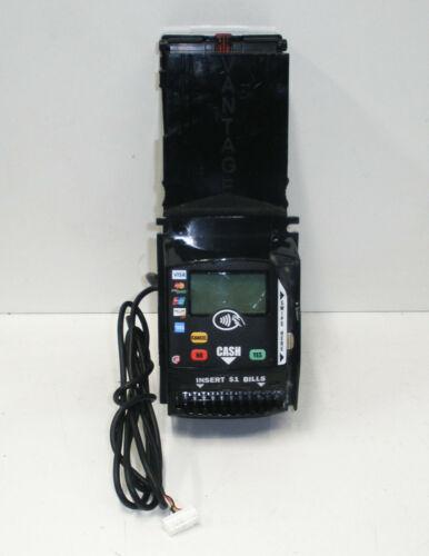 COINCO VANTAGE VX63X45US05 & Credit card reader take $1, New 5.00, $10 & $20