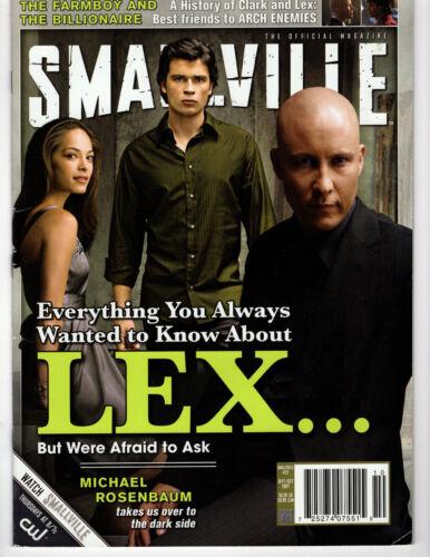 Smallville Official Magazine 22 Sept/Oct 2007