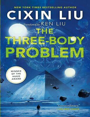 The Three-Body Problem (Paperback) Cixin Liu, New York Times Bestselling