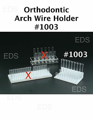 Dental Orthodontic Arch Wire Instrument Holder For Ortho Organization 1003