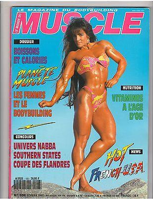Le Monde Du Muscle  108 Bodybuilding Magazine Lisa Lorio 2 92  Fr