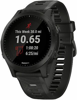 Garmin Forerunner 945 Wi/Fi GPS Running Watch Black