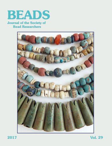 BEADS 29: Viking, Japanese Cloisonné, XRF Analysis, Chinese Beadwork, Cheyenne