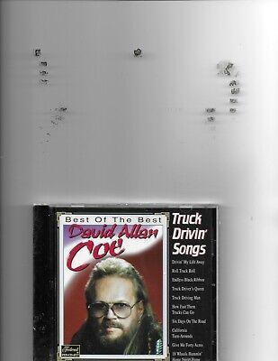 DAVID ALLAN COE, CD
