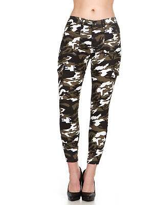 Most Wanted Cargo Pocket Skinny Pant
