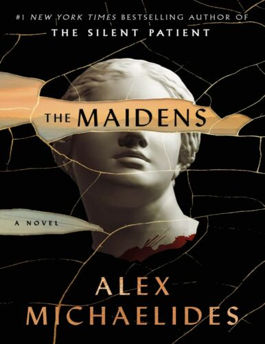 The Maidens by Alex Michaelides 2021