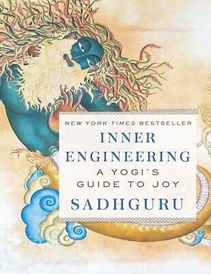 Inner Engineering - Sadhguru (E-B0OK&AUDI0B00K||E-MAILED)