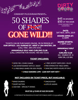 50 Shades of FUN- Gone WILD