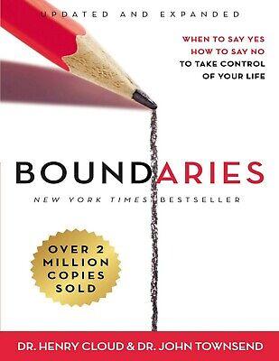 Boundaries -- Henry Cloud& John Townsend (E-B0OK&AUDI0B00K||E-MAILED)