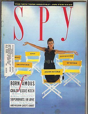 Justine Bateman Spy Magazine 1 88 Born Famous