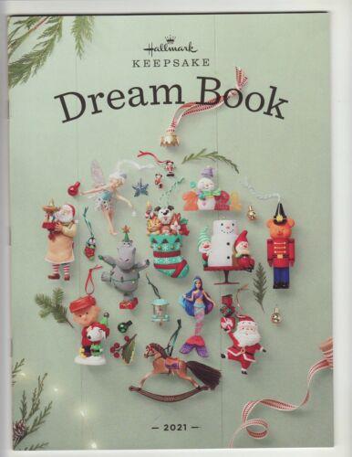 2021   Hallmark  Keepsake  DREAM BOOK  with WISH LIST