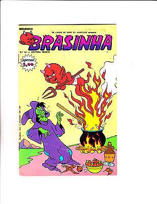 Flaming Cauldron (Brashinha No 23-1976  Brazilian Hot Stuff -