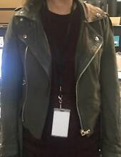 Vintage Leather Jacket Doncaster Manningham Area Preview