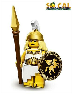 LEGO Minifigure 71007 Series 12 Battle Goddess