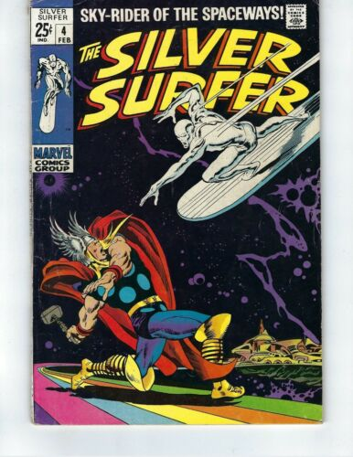 Silver Surfer #4 - The Good, the Bad, and the Uncanny!