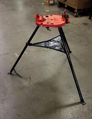 Ridgid 36273 - 460-6 18 - 6 Portable Tristand Chain Vise