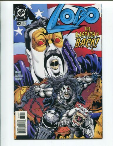 Lobo #62 - Scarce Low Print Issue - Super Copy!