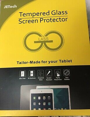 JETech iPad 2/3/4 Tempered Glass Screen Protector Apple Tablet Best